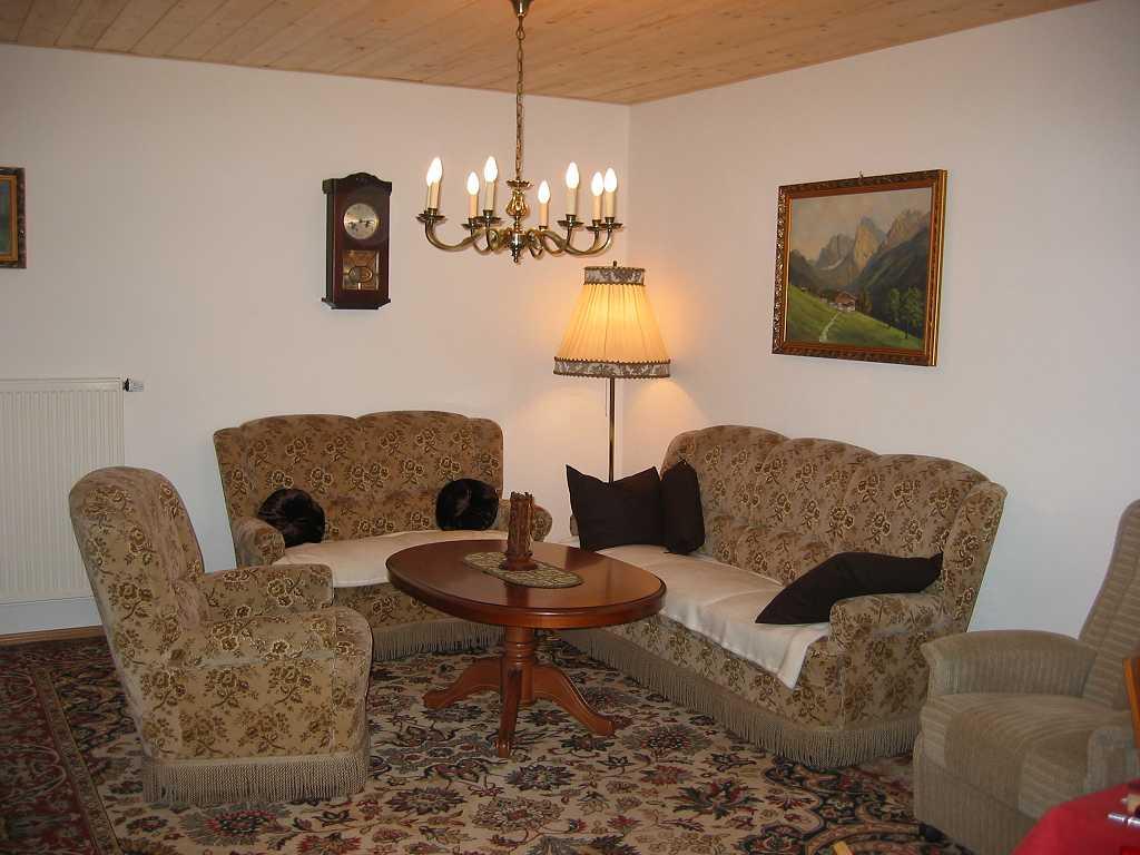 Ferienwohnung - Sitzgruppe wohnzimmer ...